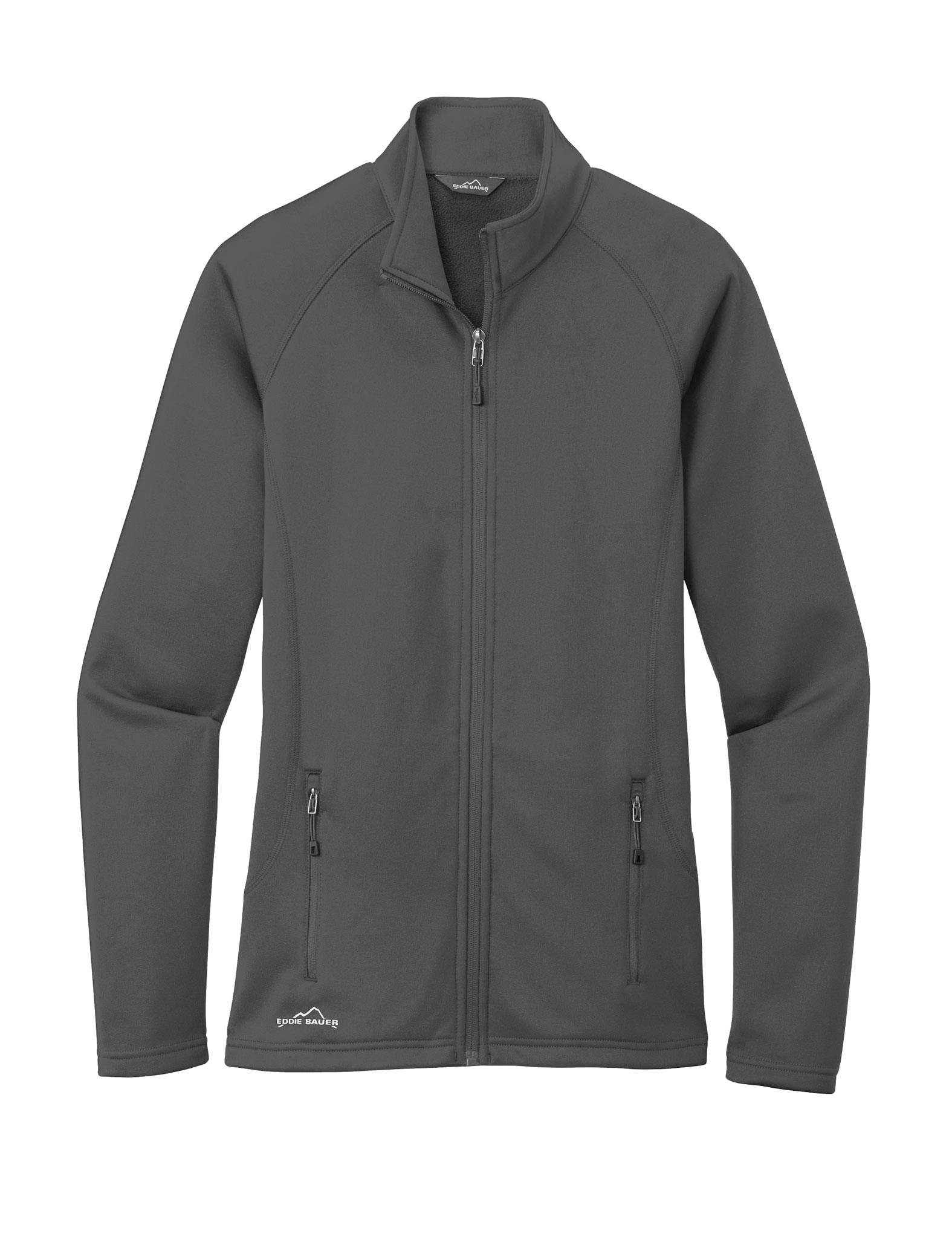 Eddie Bauer® Ladies Smooth Fleece Base Layer Full-Zip