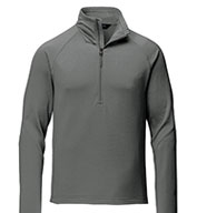 Custom The North Face® Mens Mountain Peaks 1/4-Zip Fleece