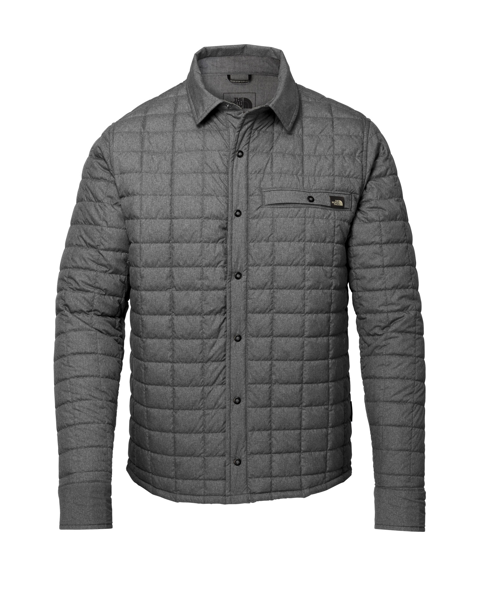 The North Face® Mens ThermoBall® ECO Shirt Jacket