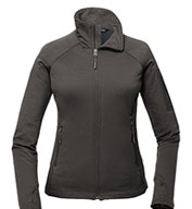 Custom The North Face® Ladies Mountain Peaks Full-Zip Fleece