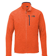 Custom The North Face® Mens Skyline Full-Zip Fleece Jacket