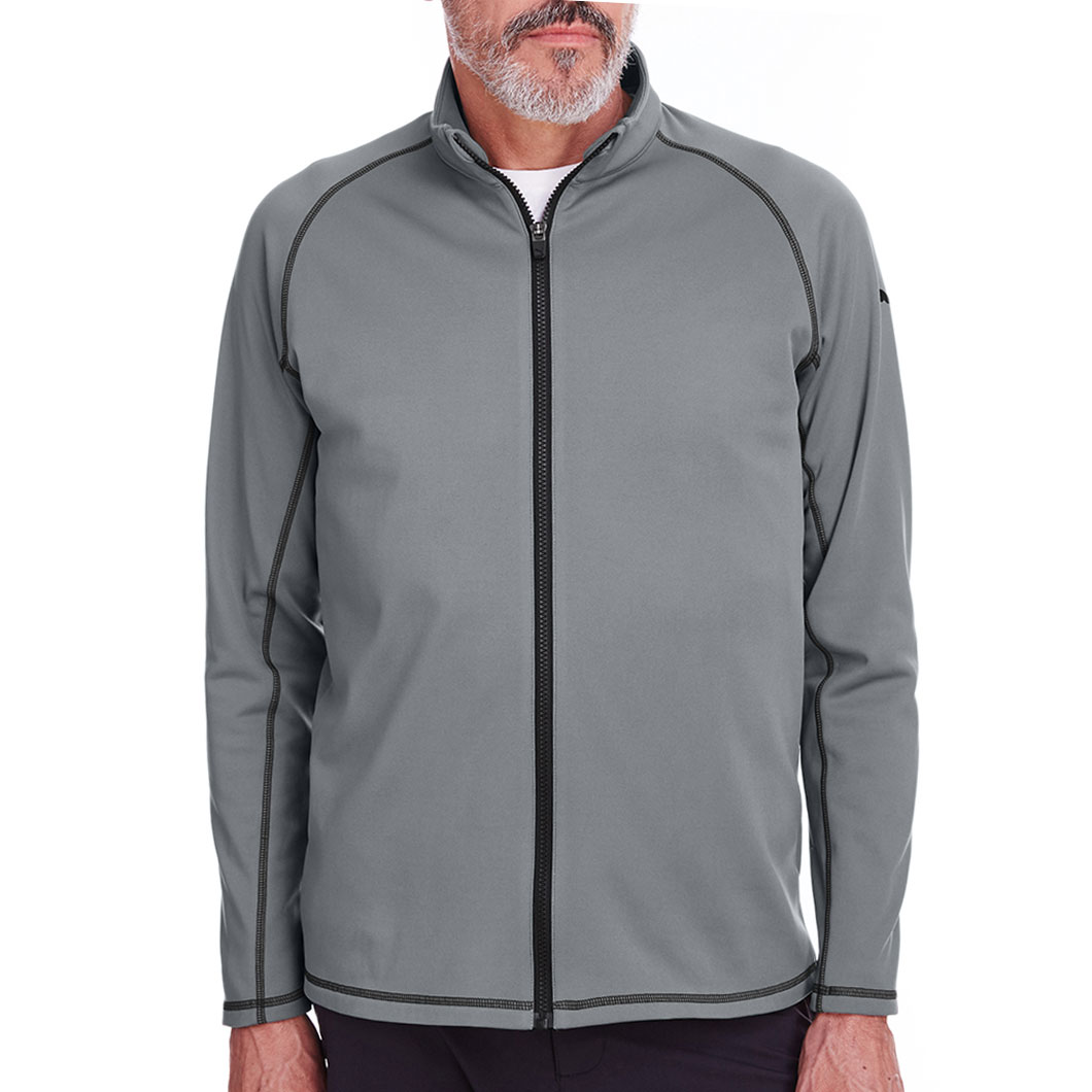 Puma Golf Mens Fairway Full-Zip