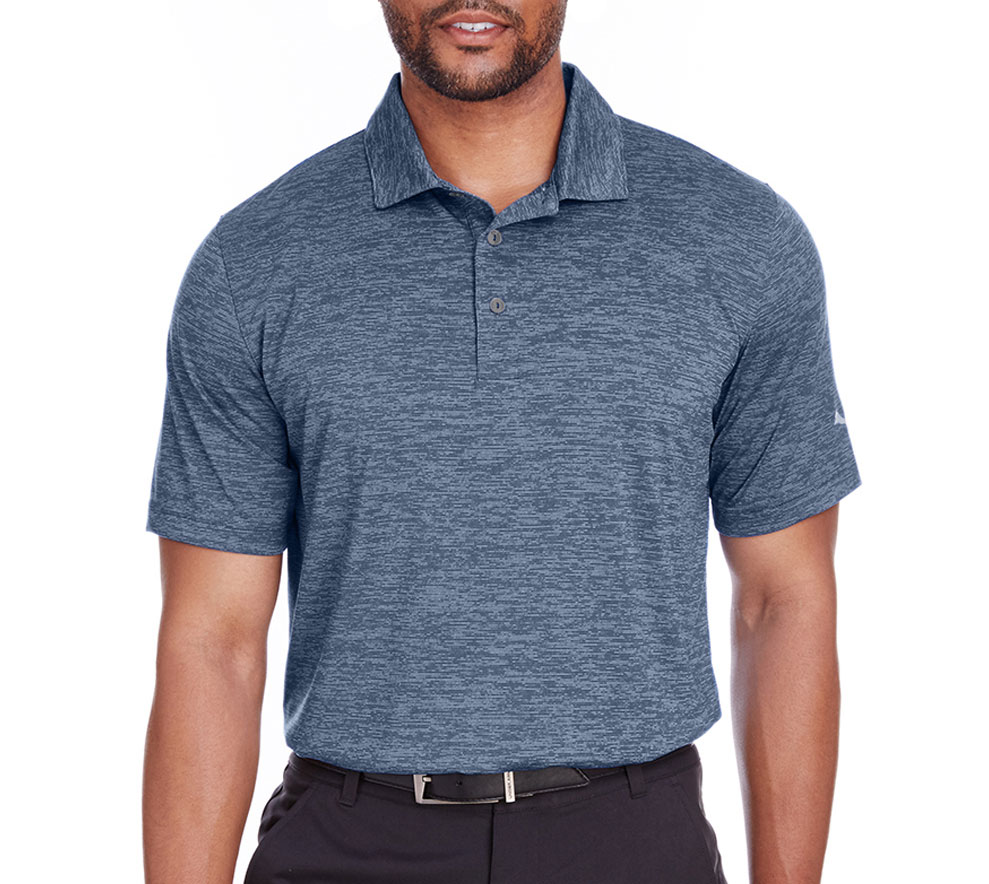 Puma Golf Mens Icon Heather Polo