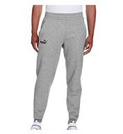 Custom Puma Sport Adult Essential Logo Sweatpant