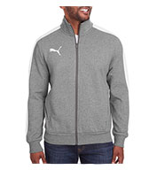 Custom Puma Sport Adult P48 Fleece Track Jacket