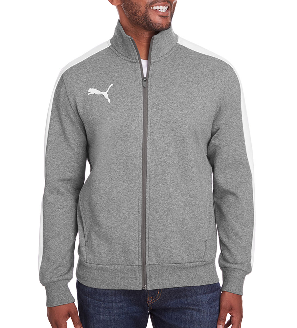 Puma Sport Adult P48 Fleece Track Jacket