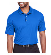Custom Puma Golf Mens Icon Golf Polo