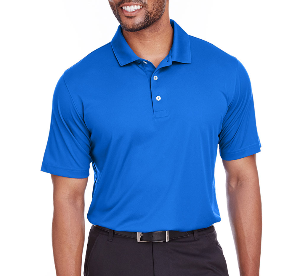 Puma Golf Mens Icon Golf Polo