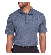 Custom Puma Golf Mens Performance Stripe Polo