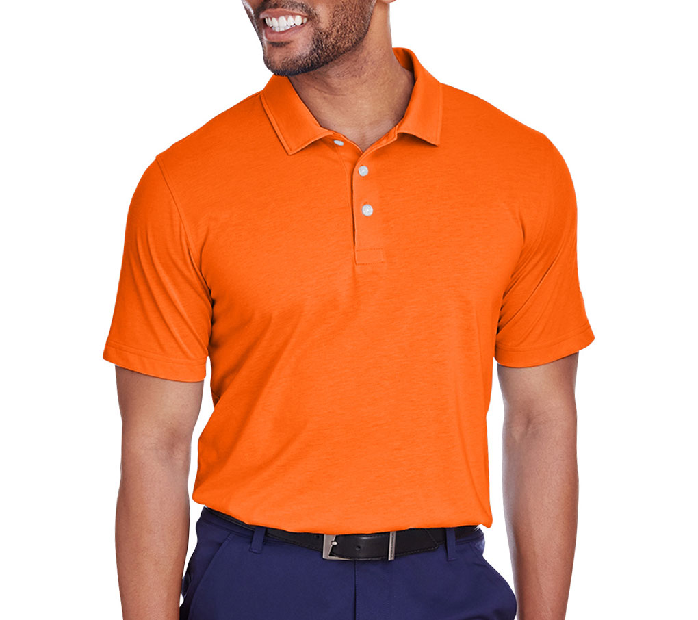 Puma Golf Mens Fusion Polo