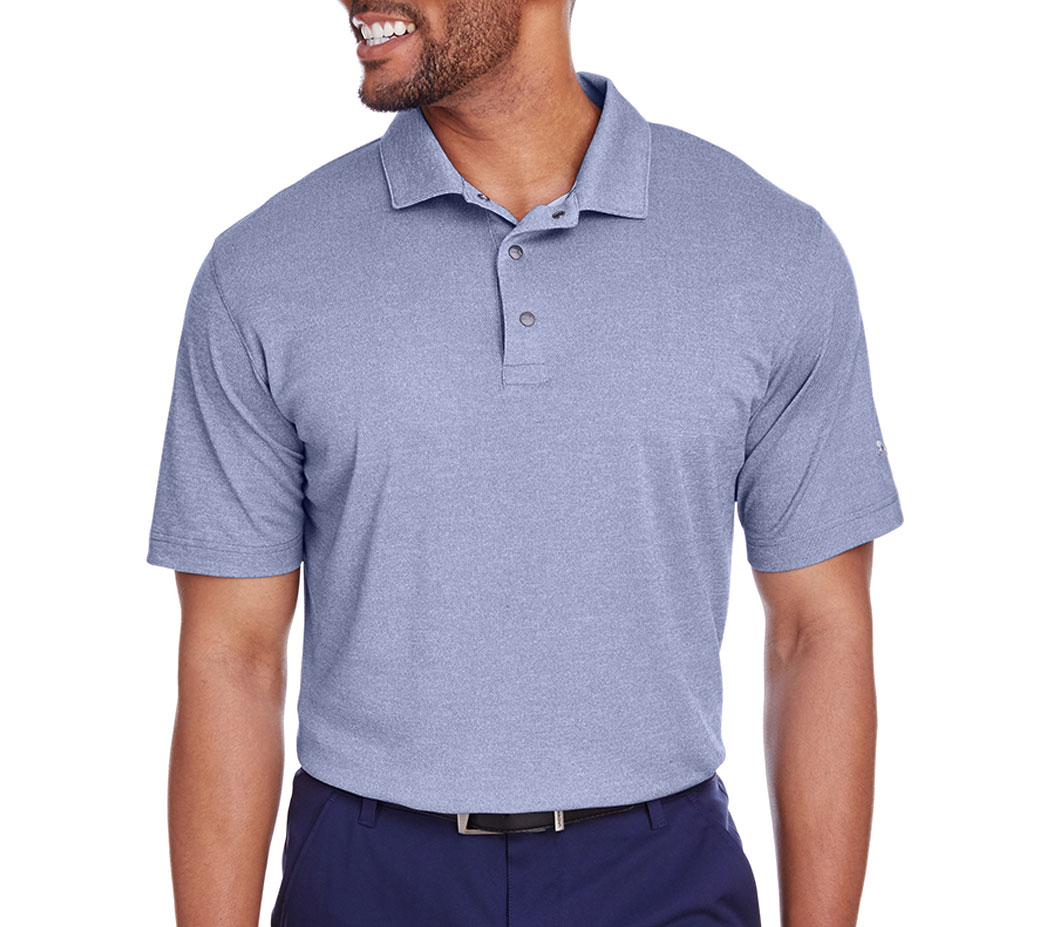 Puma Golf Mens Grill-To-Green Polo