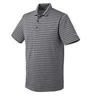 Custom Puma Golf Mens Rotation Stripe Polo