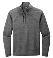 Custom Eddie Bauer® Adult Sweater Fleece 1/4-Zip
