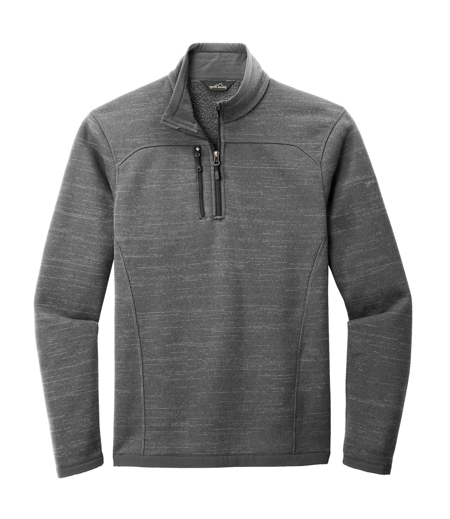 Eddie Bauer® Adult Sweater Fleece 1/4-Zip