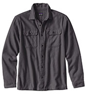 Custom Patagonia Mens Long-Sleeved Fjord Flannel Shirt