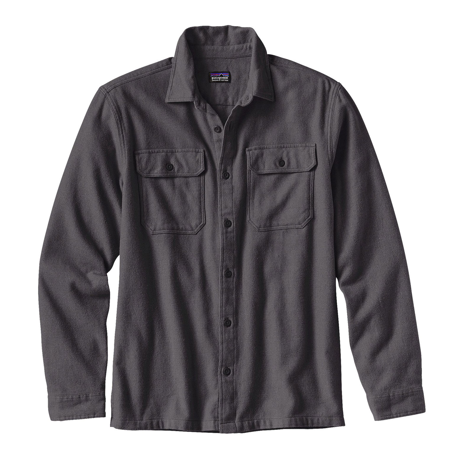 Patagonia Mens Long-Sleeved Fjord Flannel Shirt