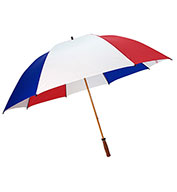 Custom Peerless - The Mulligan 64 Inch Arc Golf Umbrella