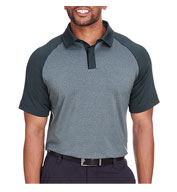 Custom Spyder Mens Peak Polo