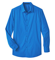 Custom Devon & Jones Mens CrownLux Performance™ Stretch Shirt