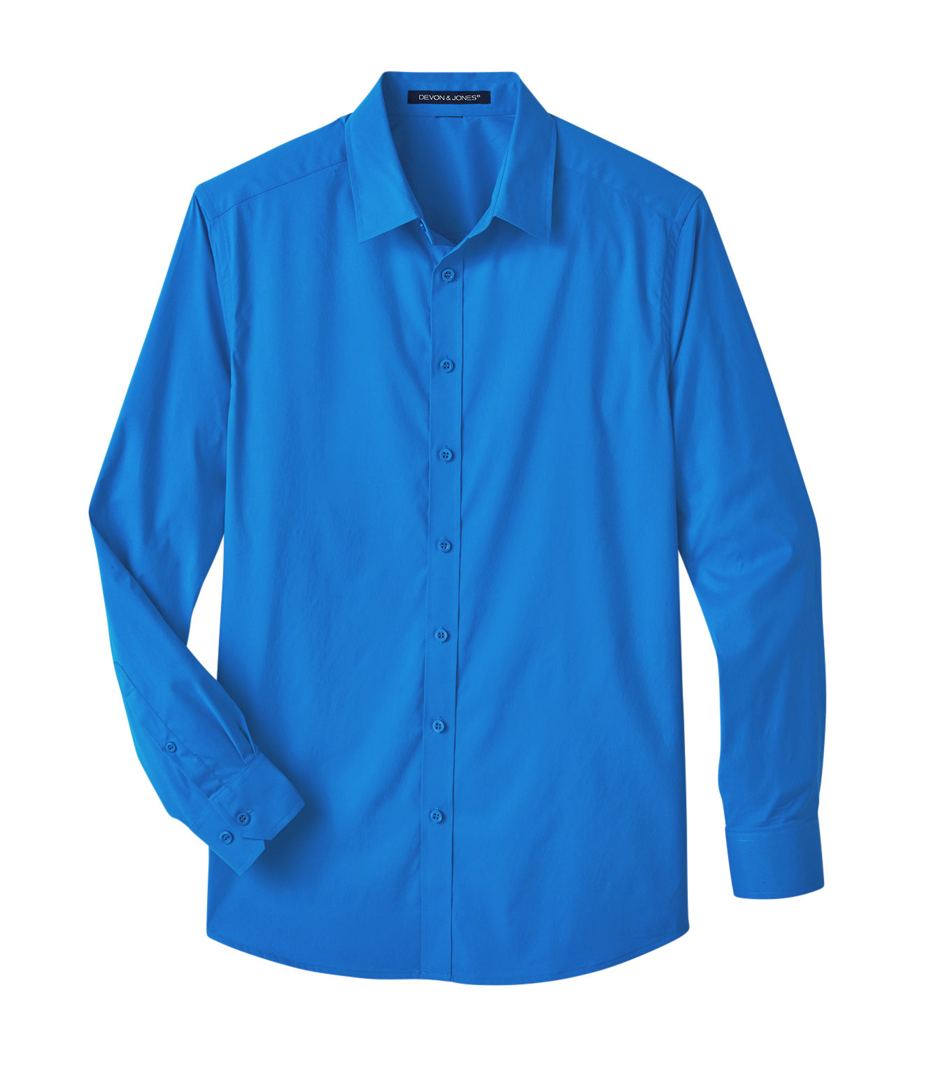 Devon & Jones Mens CrownLux Performance™ Stretch Shirt