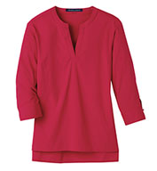 Custom Devon & Jones Ladies CrownLux Performance™ Stretch Tunic