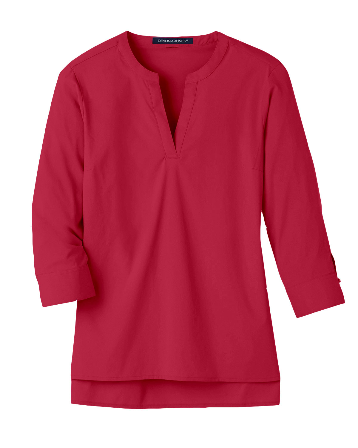 Devon & Jones Ladies CrownLux Performance™ Stretch Tunic