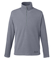 Custom Marmot Mens Rocklin Fleece Half Zip