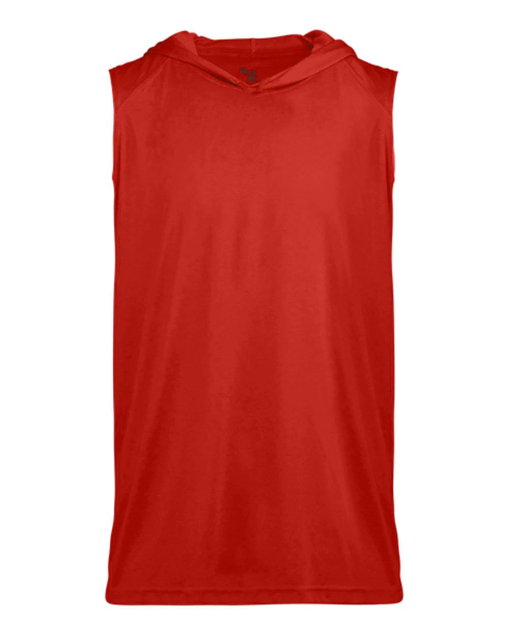 B-Core Youth Sleeveless Hood Tee