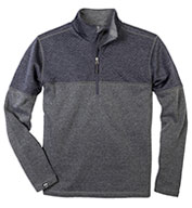 Custom Storm Creek® Mens Architect Diamond Fleece Pullover