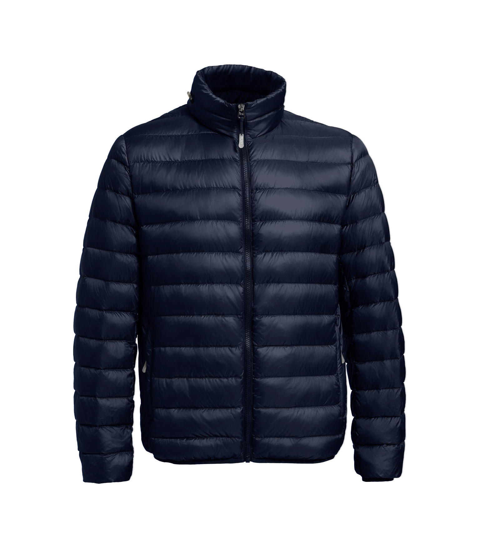 Tumi Mens Packable Travel Puffer Jacket