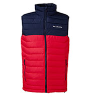 Custom Columbia Mens Powder Lite Vest