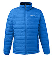 Custom Columbia Mens Powder Lite Jacket