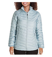 Custom Columbia Ladies Powder Lite Jacket