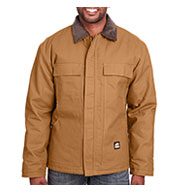 Custom Berne Mens Heritage Cotton Duck Chore Jacket