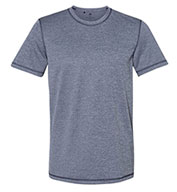 Custom Adidas Mens Heathered Sport T-Shirt