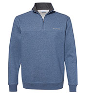 Custom Columbia Mens Hart Mountain™ Half-Zip Sweatshirt