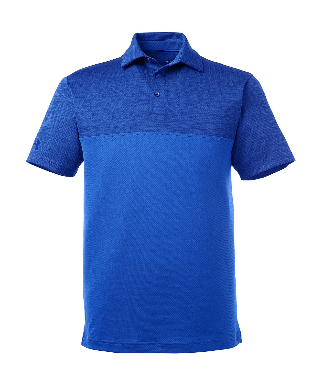 Under Armour Mens Corporate Colorblock Polo