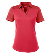 Custom Under Armour Ladies Corporate Colorblock Polo