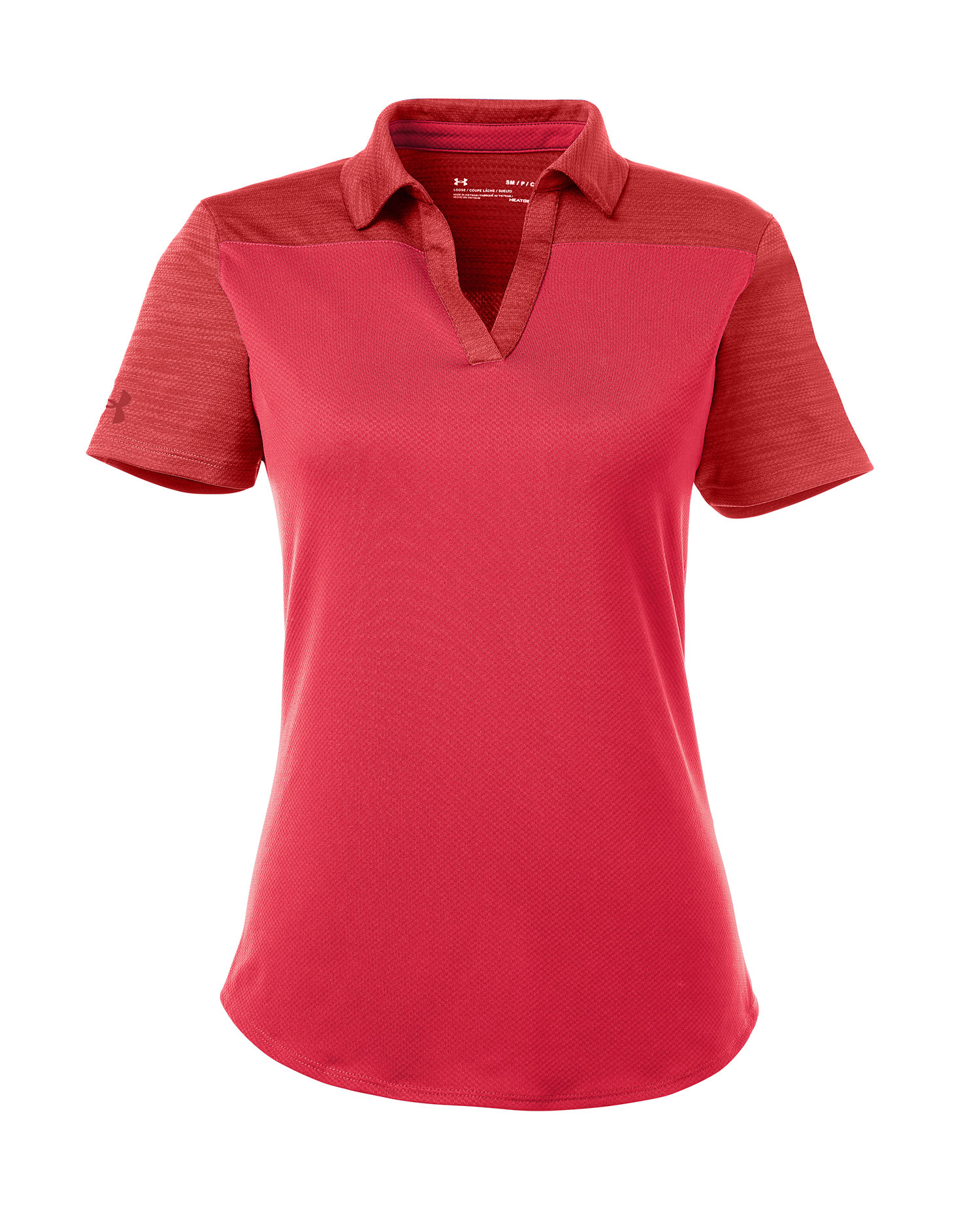 Under Armour Ladies Corporate Colorblock Polo
