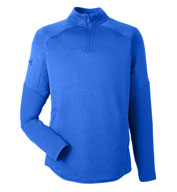 Custom Under Armour Mens Qualifier Hybrid Corporate Quarter-Zip