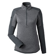 Custom Under Armour Ladies Qualifier Hybrid Corporate Quarter-Zip