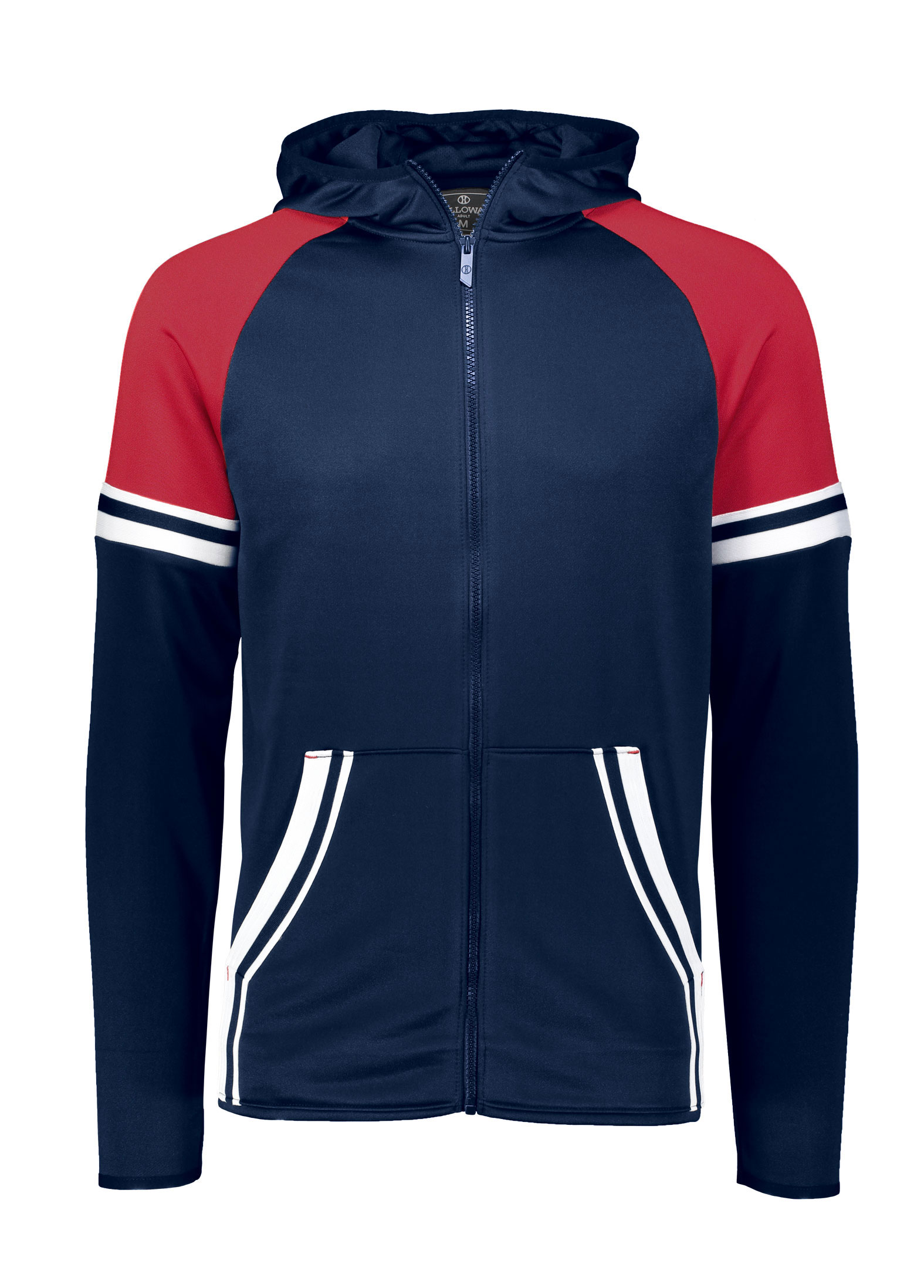 Holloway Adult Retro Grade Jacket