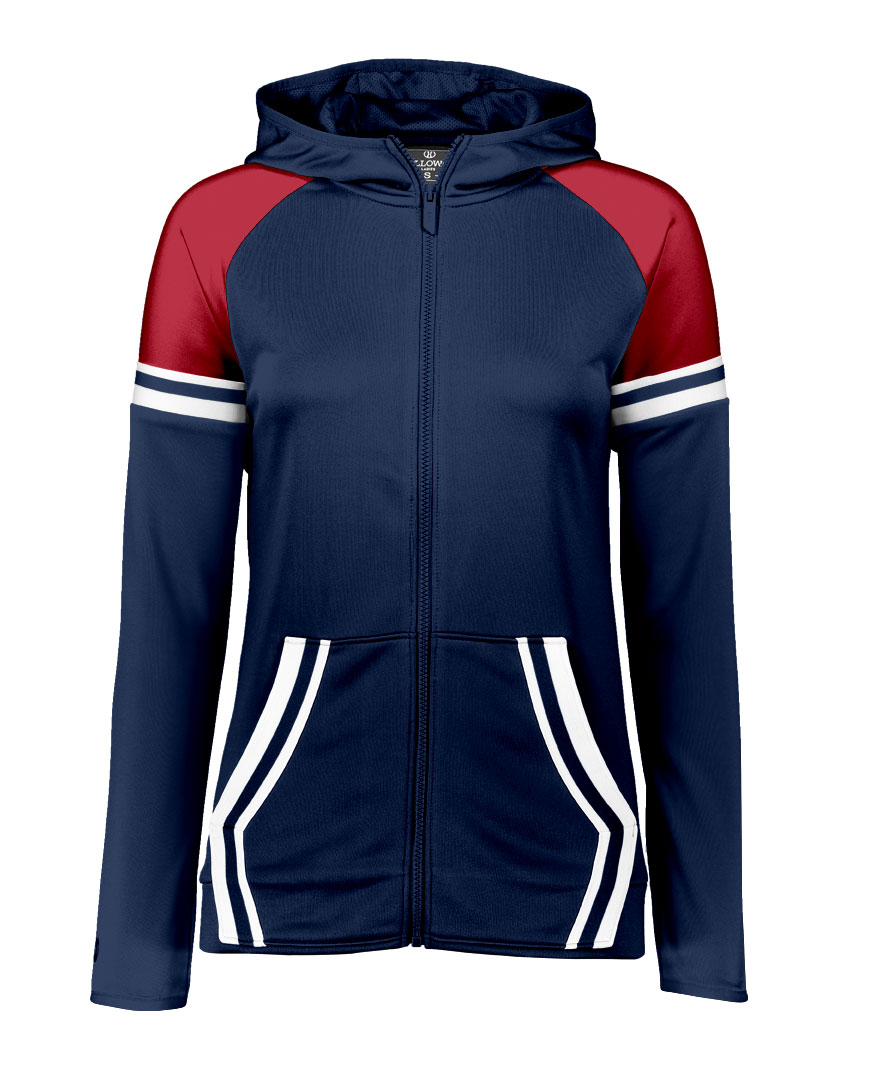 Holloway Ladies Retro Grade Jacket