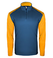 Custom Badger Mens Breakout 1/4 Zip