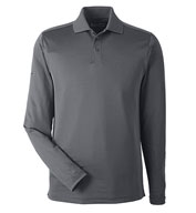 Custom Under Armour Mens Corporate Long Sleeve Performance Polo