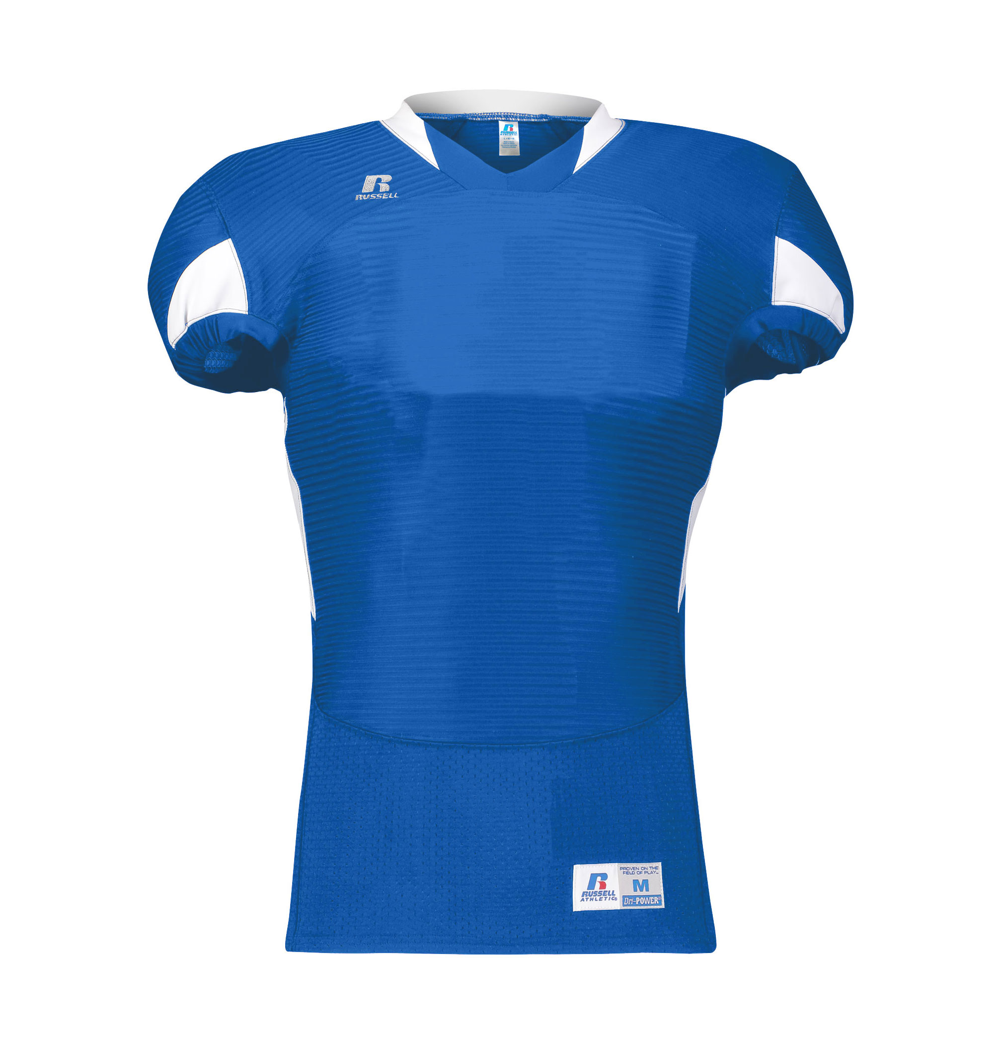 Russell Adult Waist Length Football Jersey