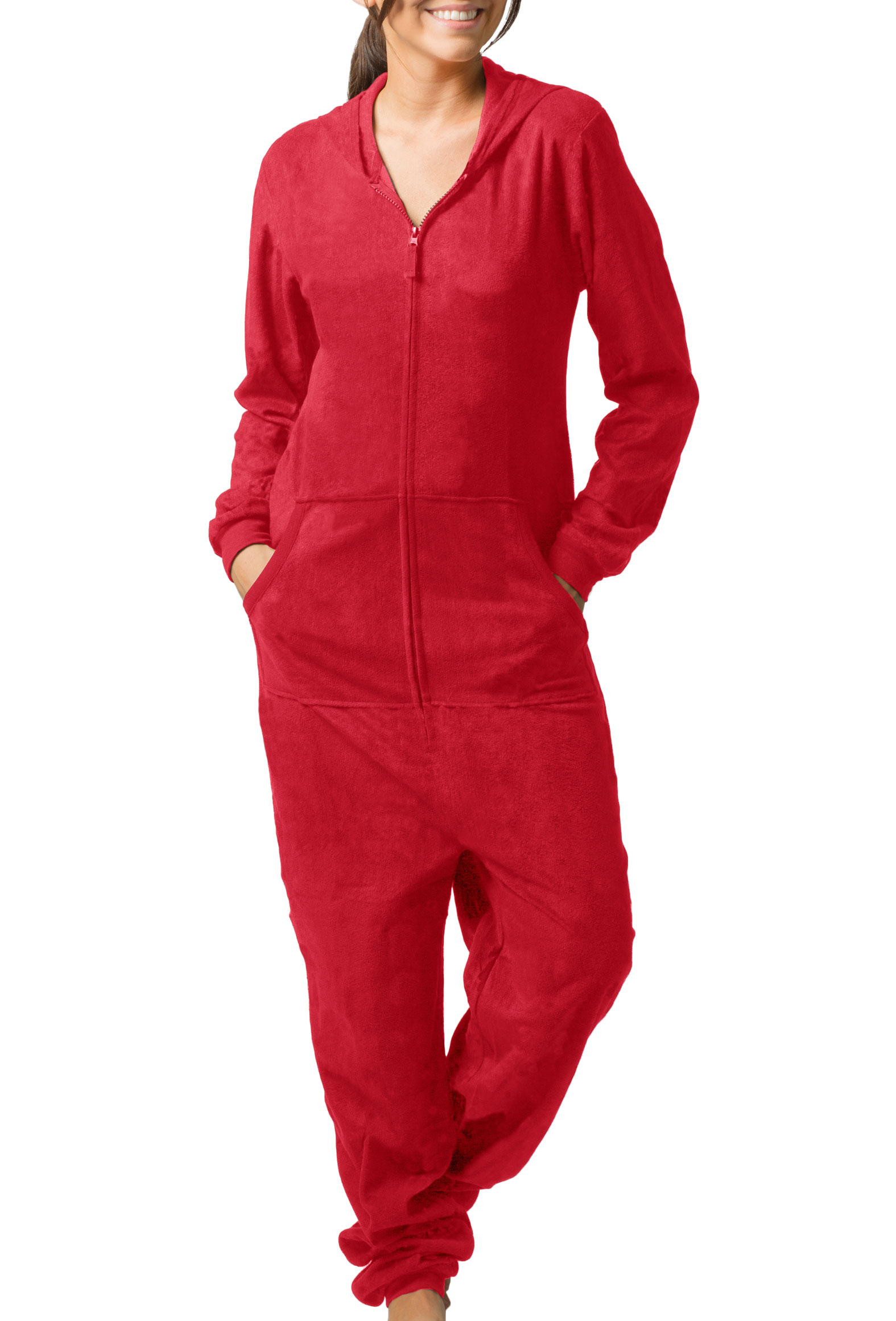 Boxercraft Adult Polar Fleece Union Suit