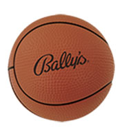 Custom Prime Line® Basketball Stress Reliever