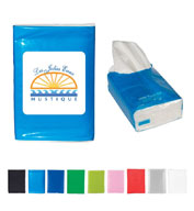 Custom Prime Line® Mini Tissue Packet