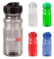 Custom Prime Line® 20 oz. Translucent Sport Bottle